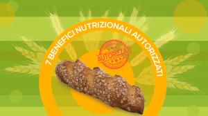 pane funzionale salus 7 benefici nutrizionali