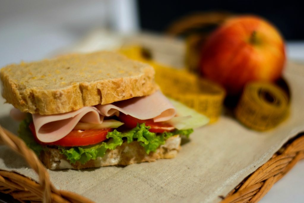 pane salus panino light funzionale