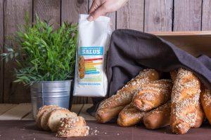 pane funzionale salus preparato fare pane a casa