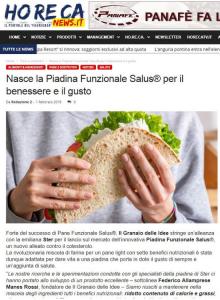 horeca news febbraio piadina funzionale salus